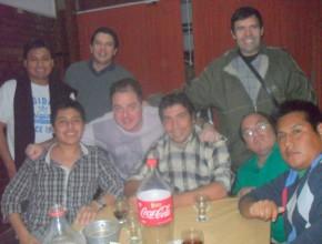 Veinticinco colegas participaron de la primera reuniòn del año.